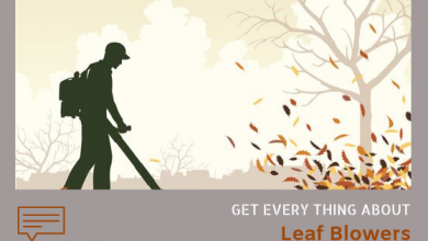Photo of Everything You Need To Know About Leaf Blowers