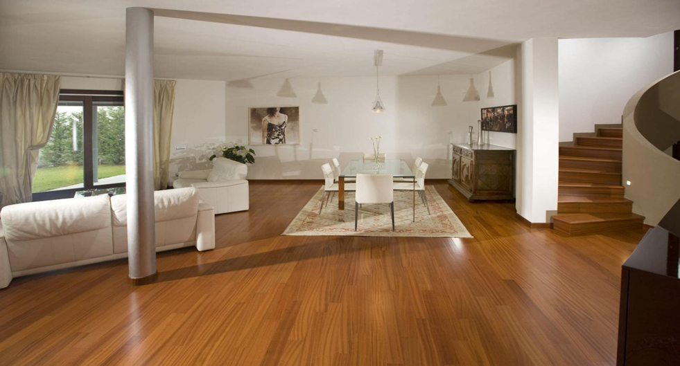 Enhance The Look of Your Property With Timber Flooring