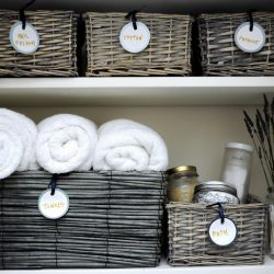 Different Ways To Use Storage Baskets